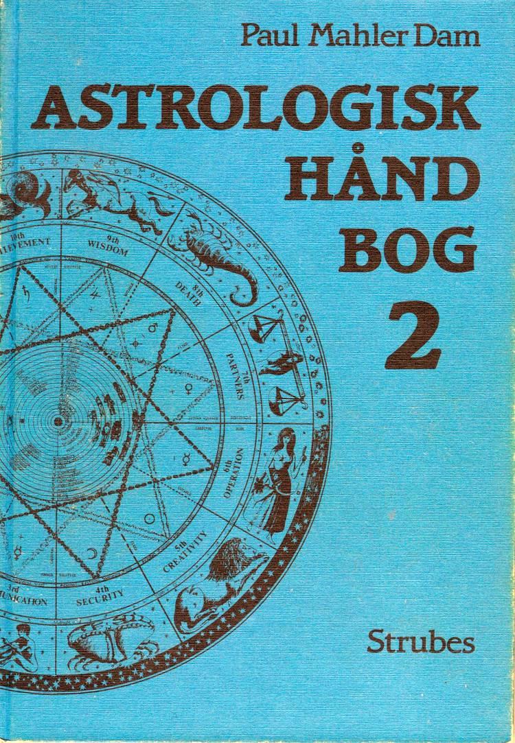 Astrologisk håndbog af Paul Mahler Dam