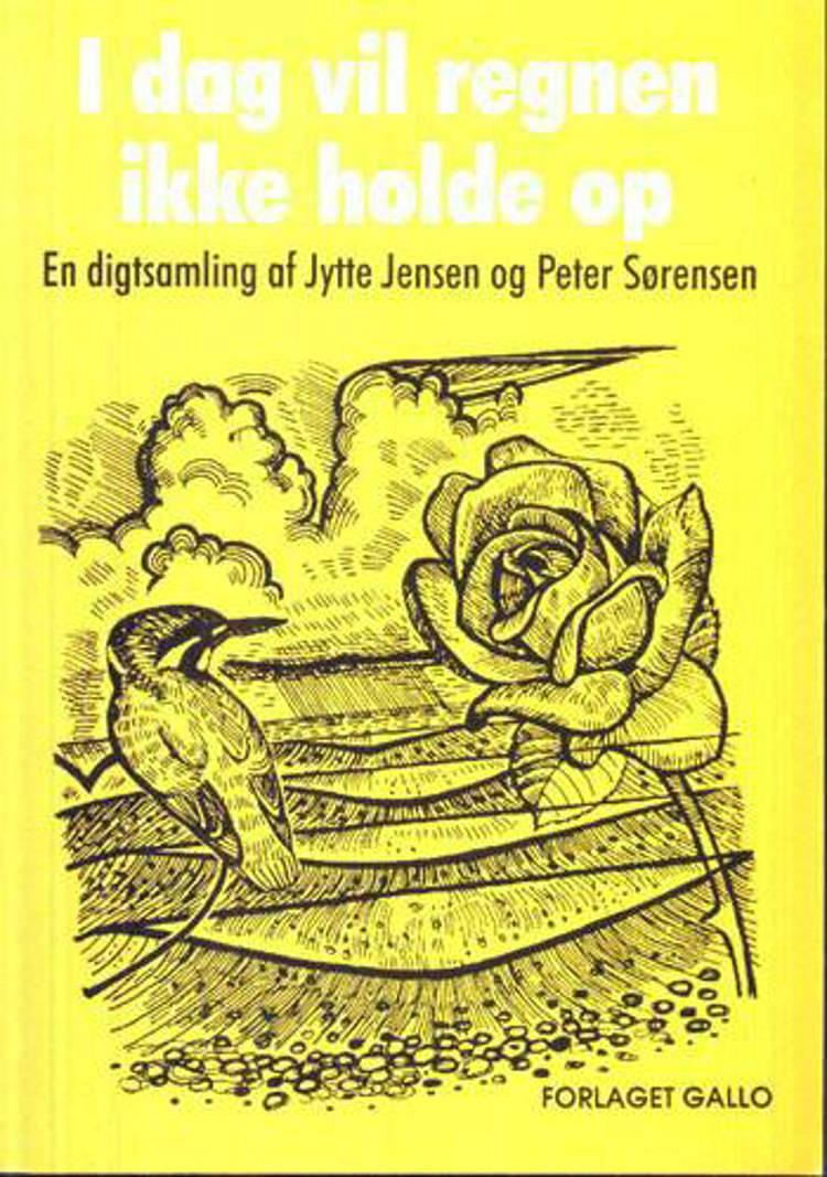 I dag vil regnen ikke holde op af Peter Sørensen og Jytte Jensen