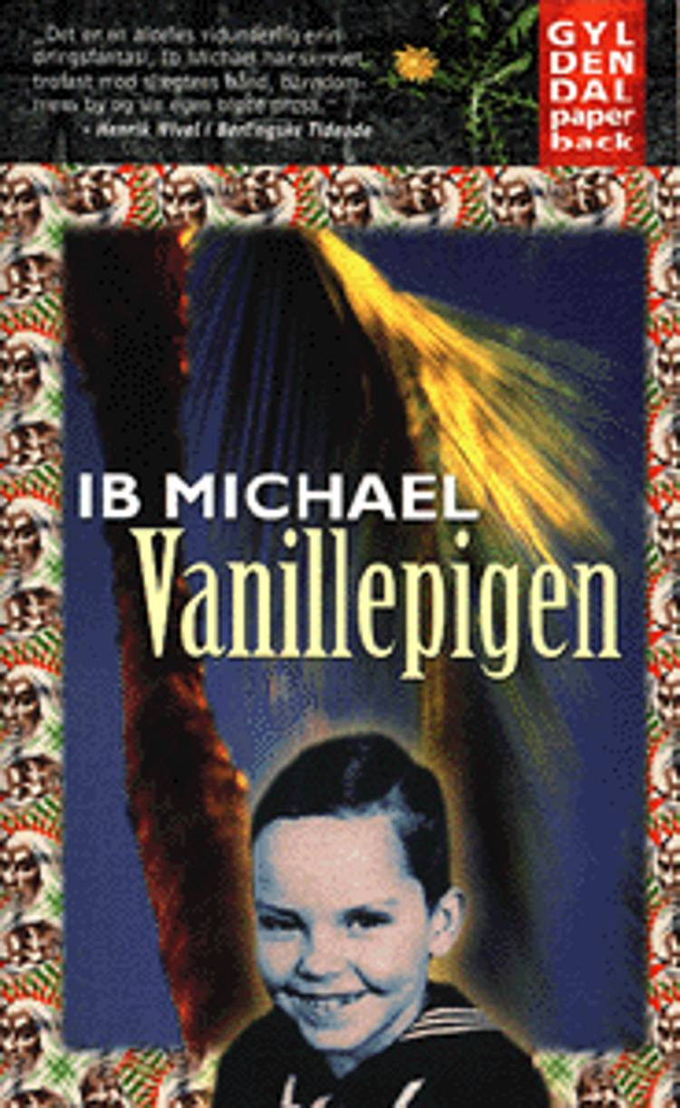 Vanillepigen af Ib Michael, Michael og ib