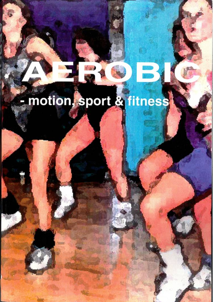 Aerobic af Marina Aagaard Elstrup Salminen og Marina Aagaard Salminen