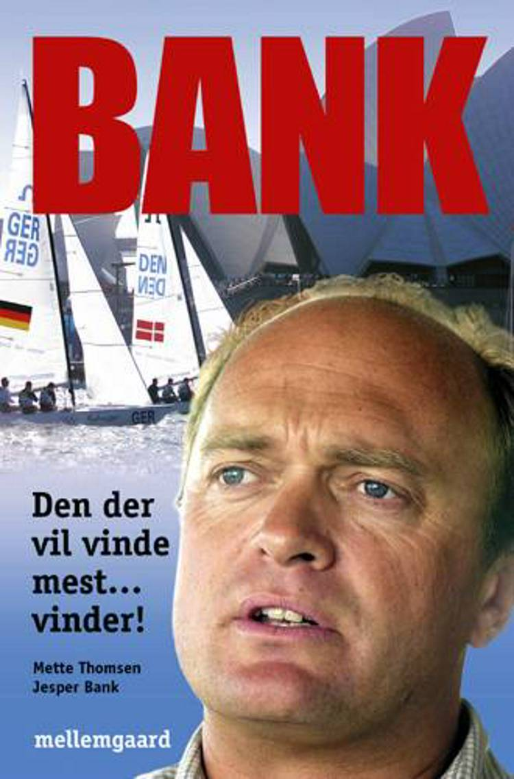 Bank af Mette Thomsen og Jesper Bank