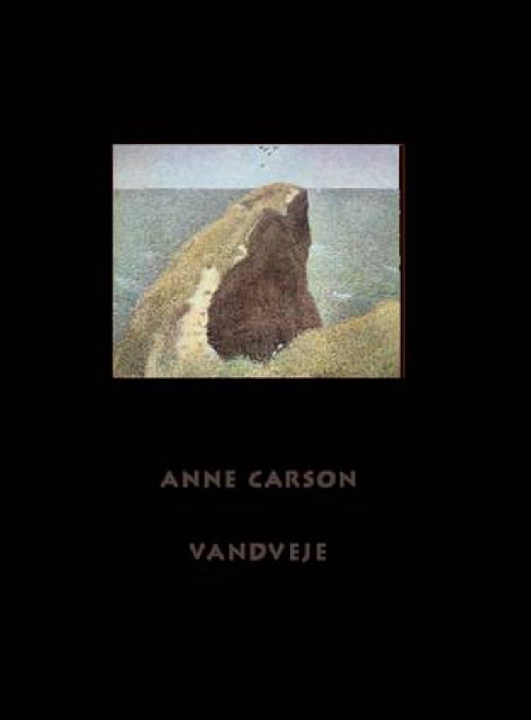 Vandveje af Anne Carson