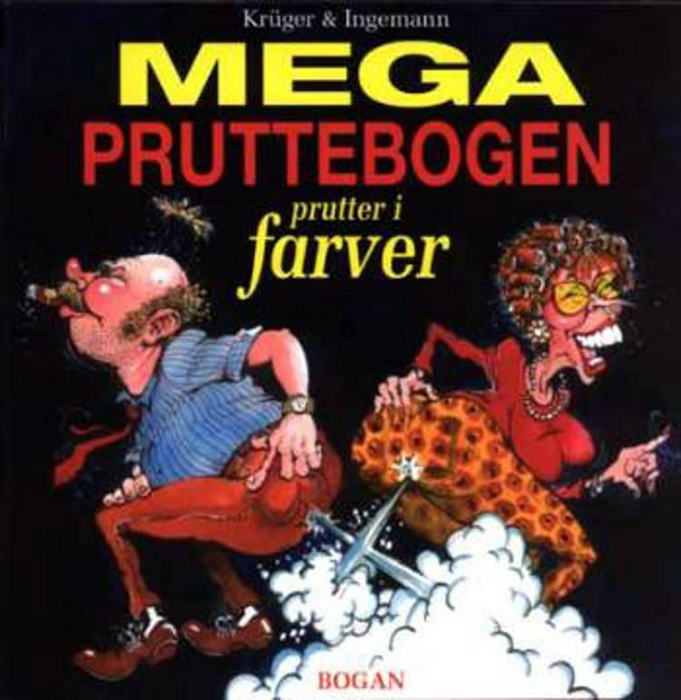 Mega pruttebogen af Henrik Krüger og Morten Ingemann