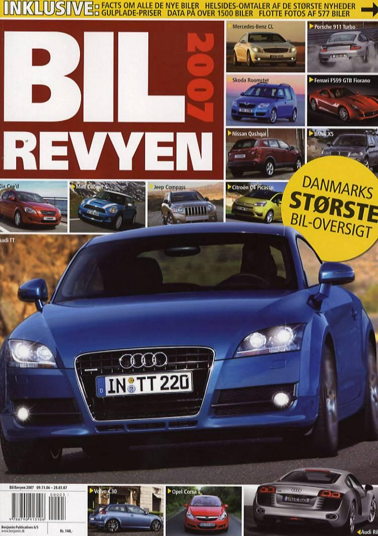 Bil-revyen 2003