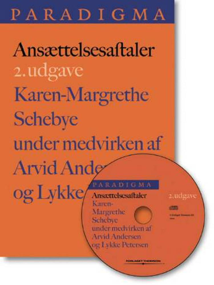 Ansættelsesaftaler af Karen-Margrethe Schebye