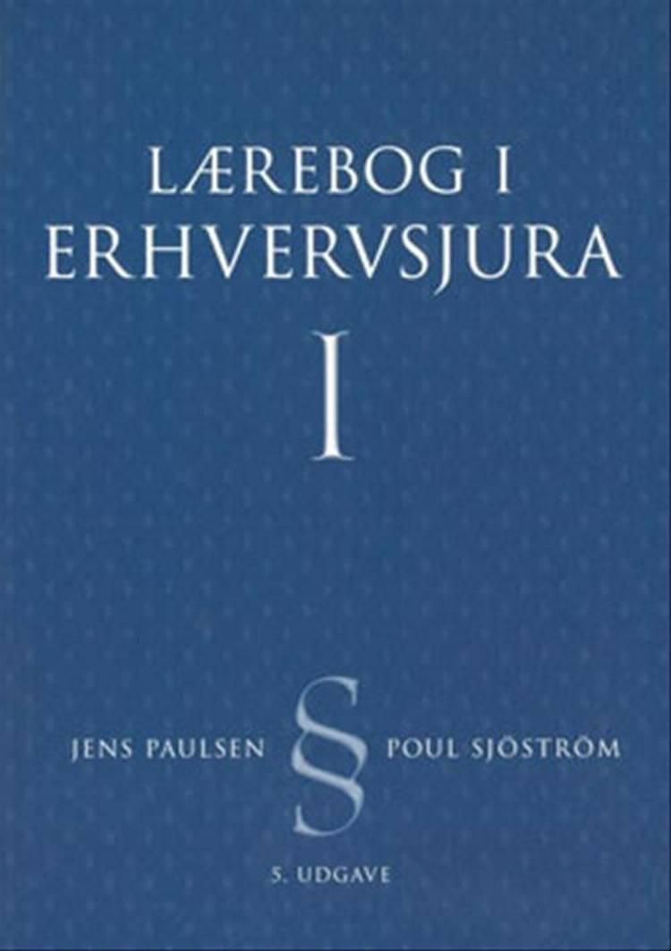 Lærebog i erhvervsjura af Jens Paulsen og Poul Sjöström