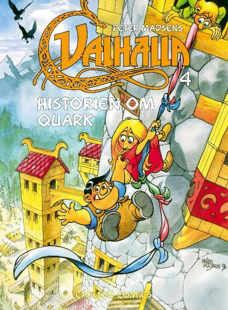 Historien om Quark af Peter Madsen