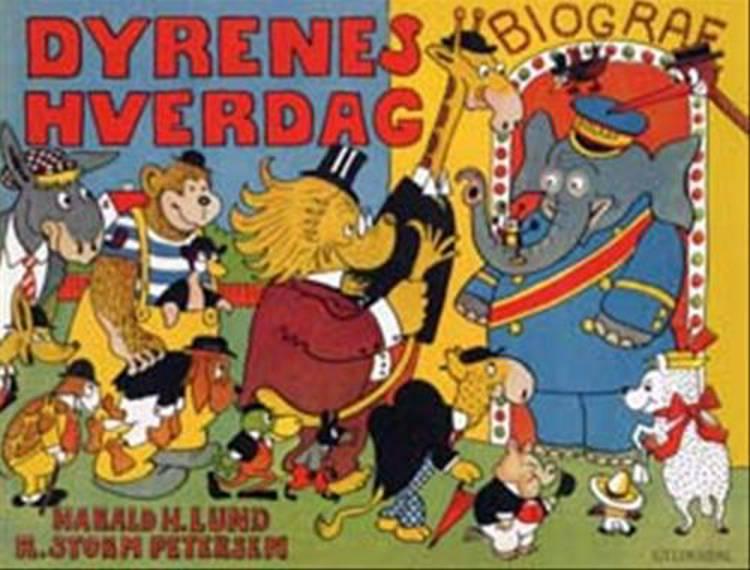 Dyrenes hverdag af Harald H. Lund