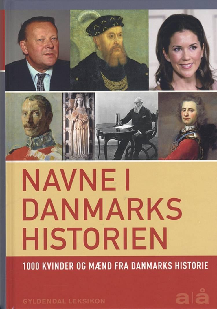 Navne i Danmarkshistorien af Claus Bjørn, Grethe Jensen, Mogens Rüdiger, Knud J.V. Jespersen, Merete Harding og Kurt Villads Jensen m.fl.