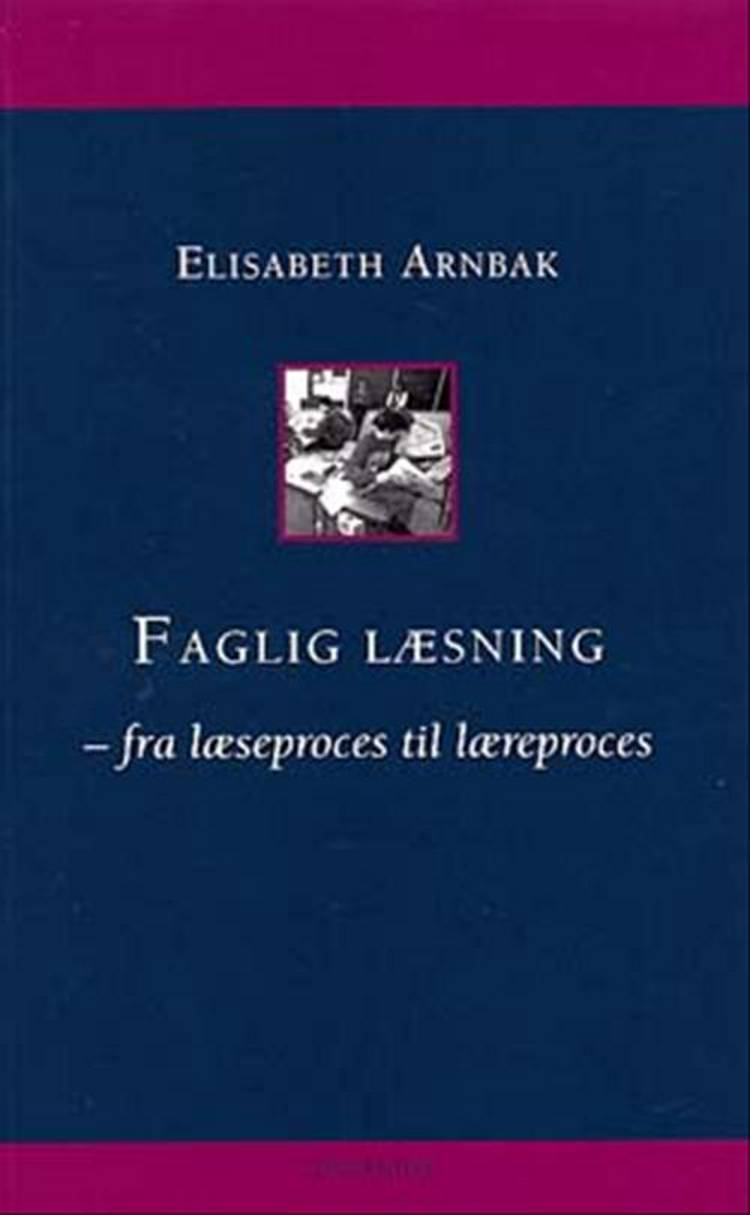 Faglig læsning af Elisabeth Arnbak