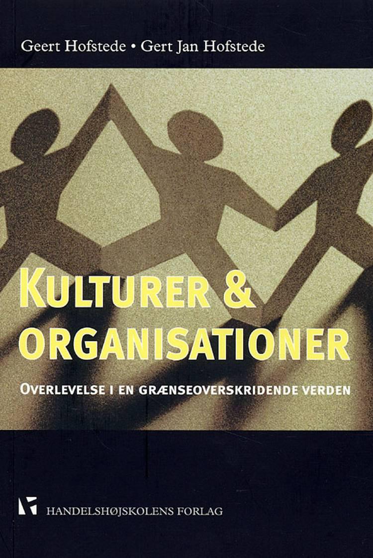 Kulturer og organisationer af Geert Hofstede, Michael Minkov og Gert Jan Hofstede