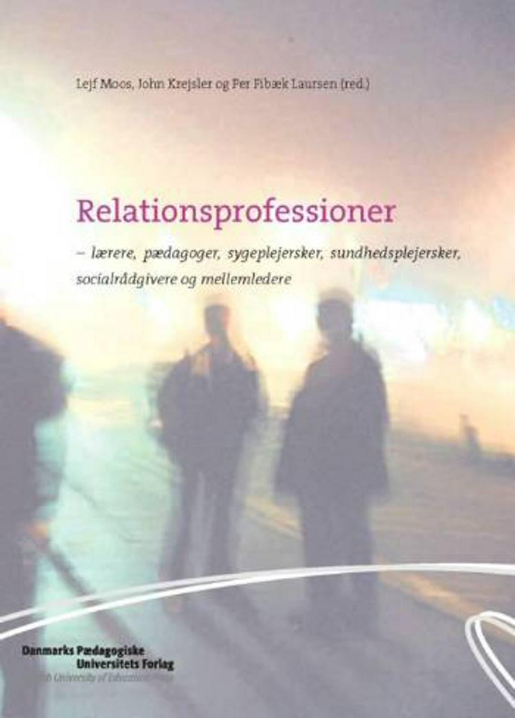 Relationsprofessioner af Leif Moos
