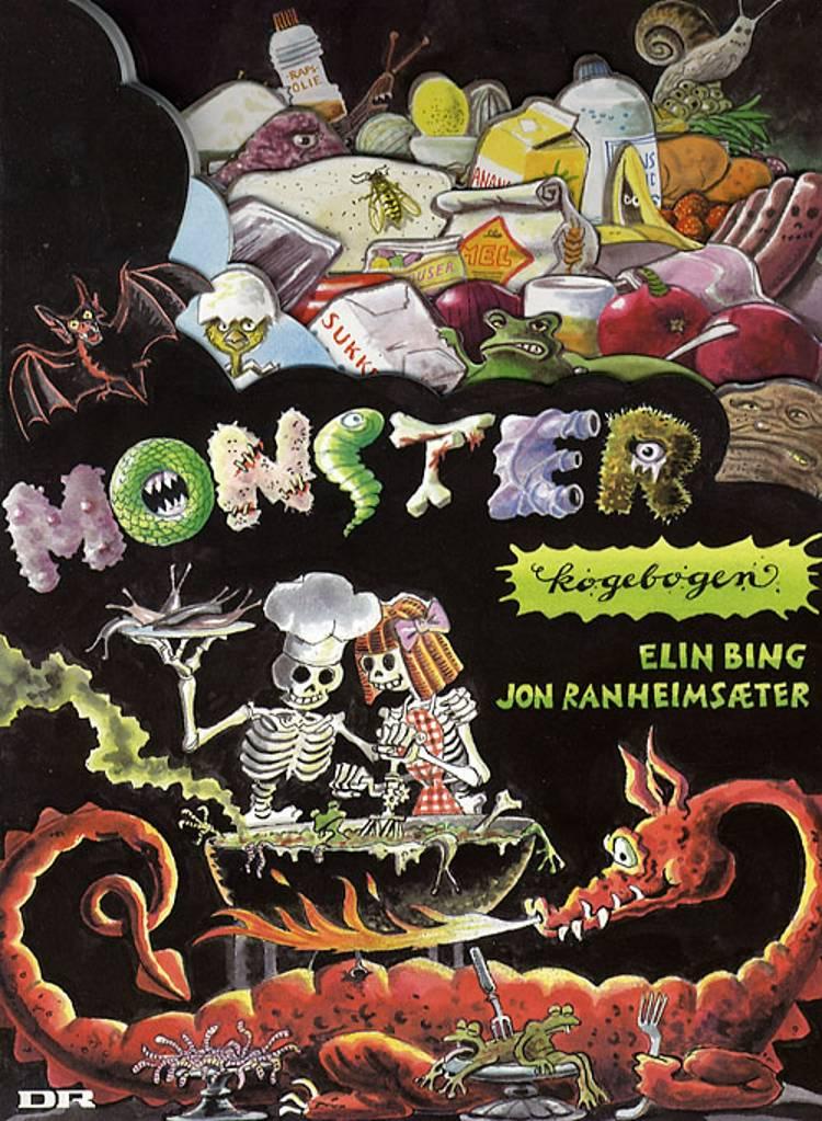 Monsterkogebogen af Elin Bing og Sune Olsen