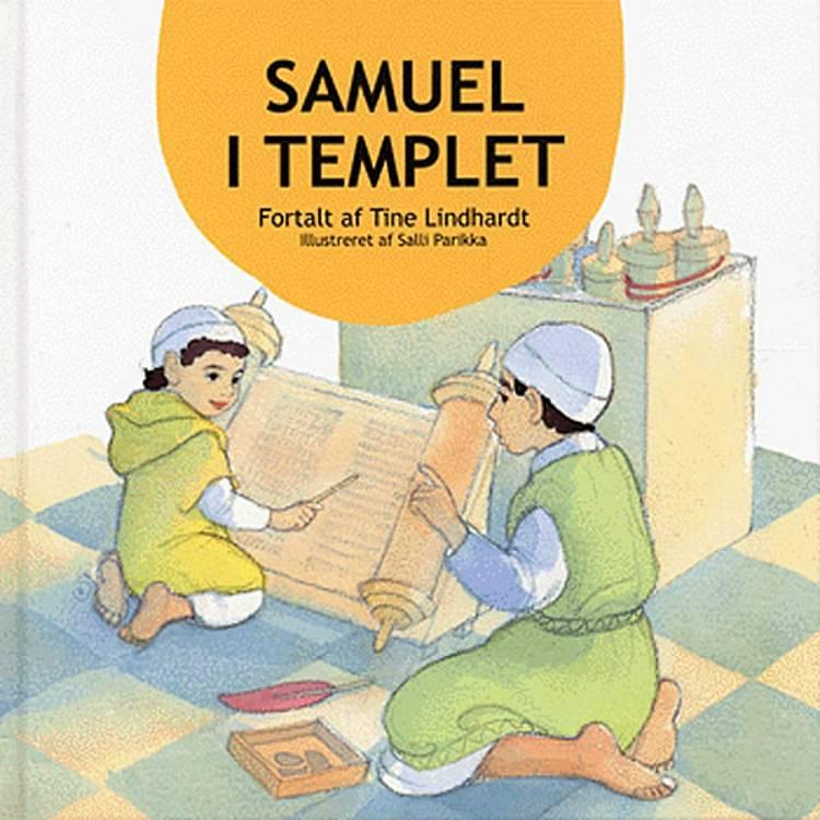 Samuel i templet af Tine Lindhardt