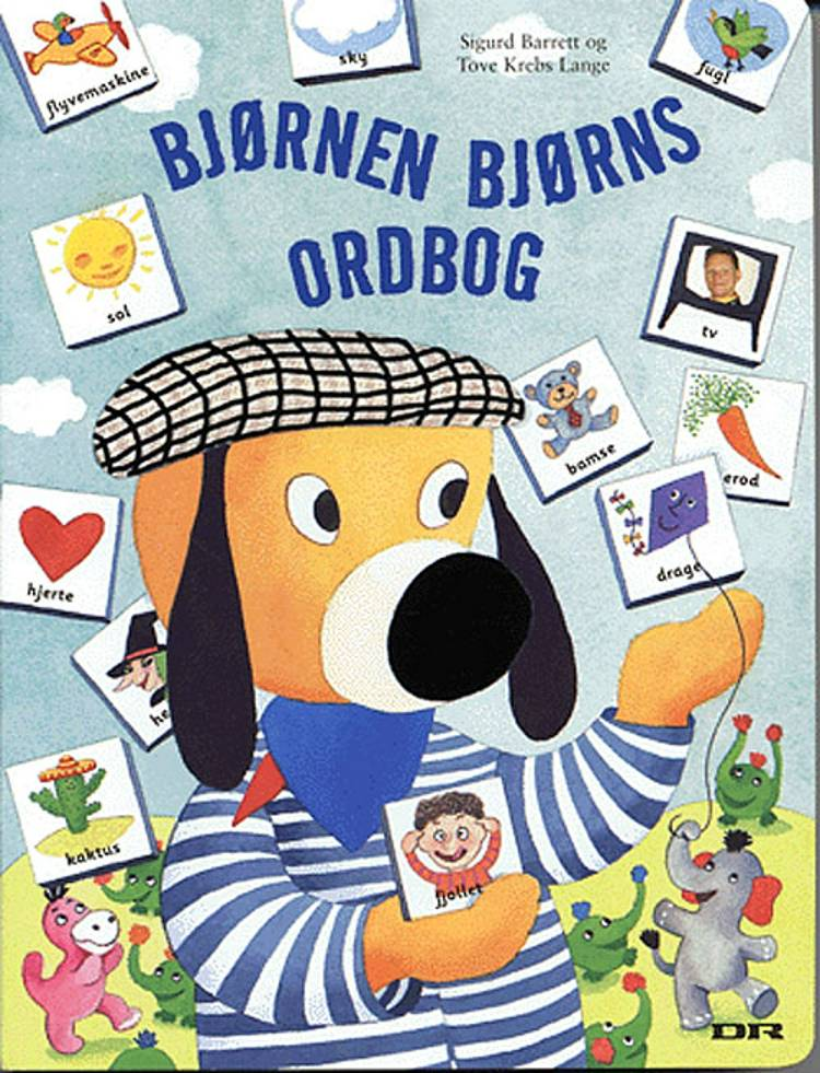 Bjørnen Bjørns ordbog af Sigurd Barrett