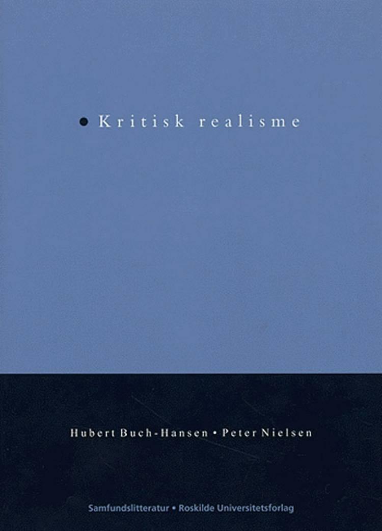 Kritisk realisme af Peter Nielsen og Hubert Buch-Hansen