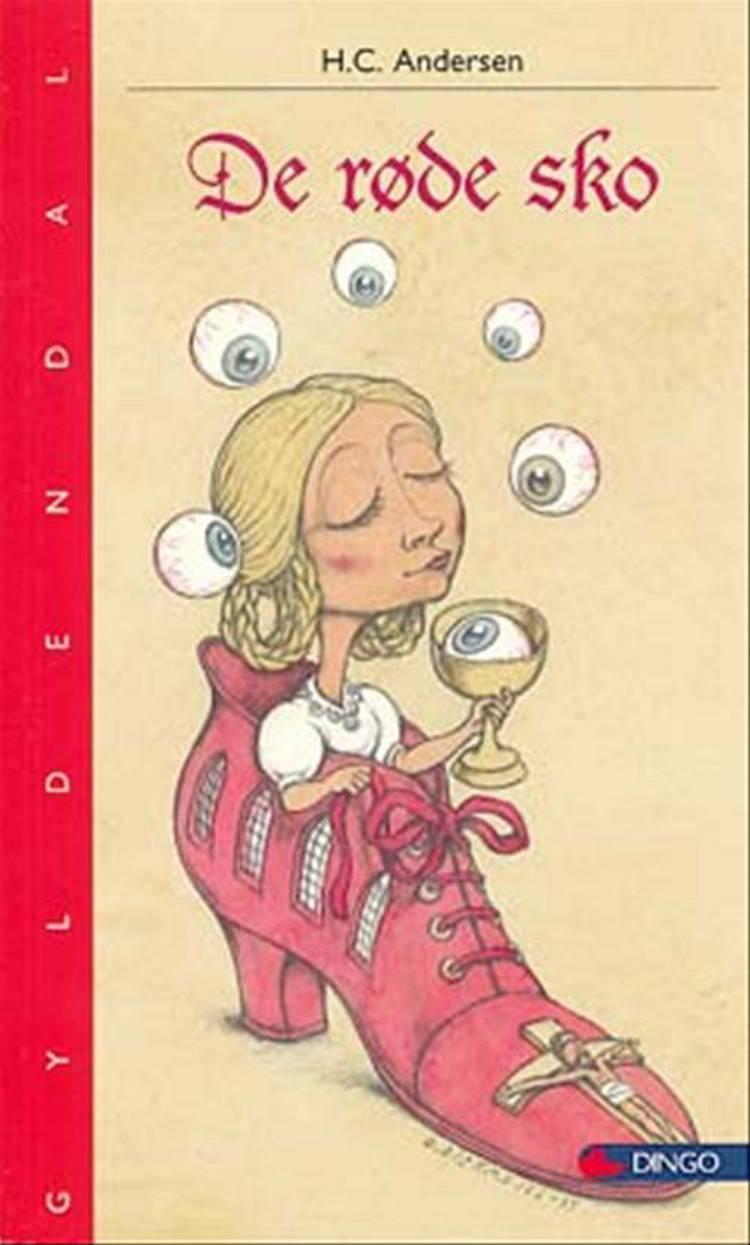 d06bb3813e7 De røde sko af H.C. Andersen – anmeldelser og bogpriser - bog.nu