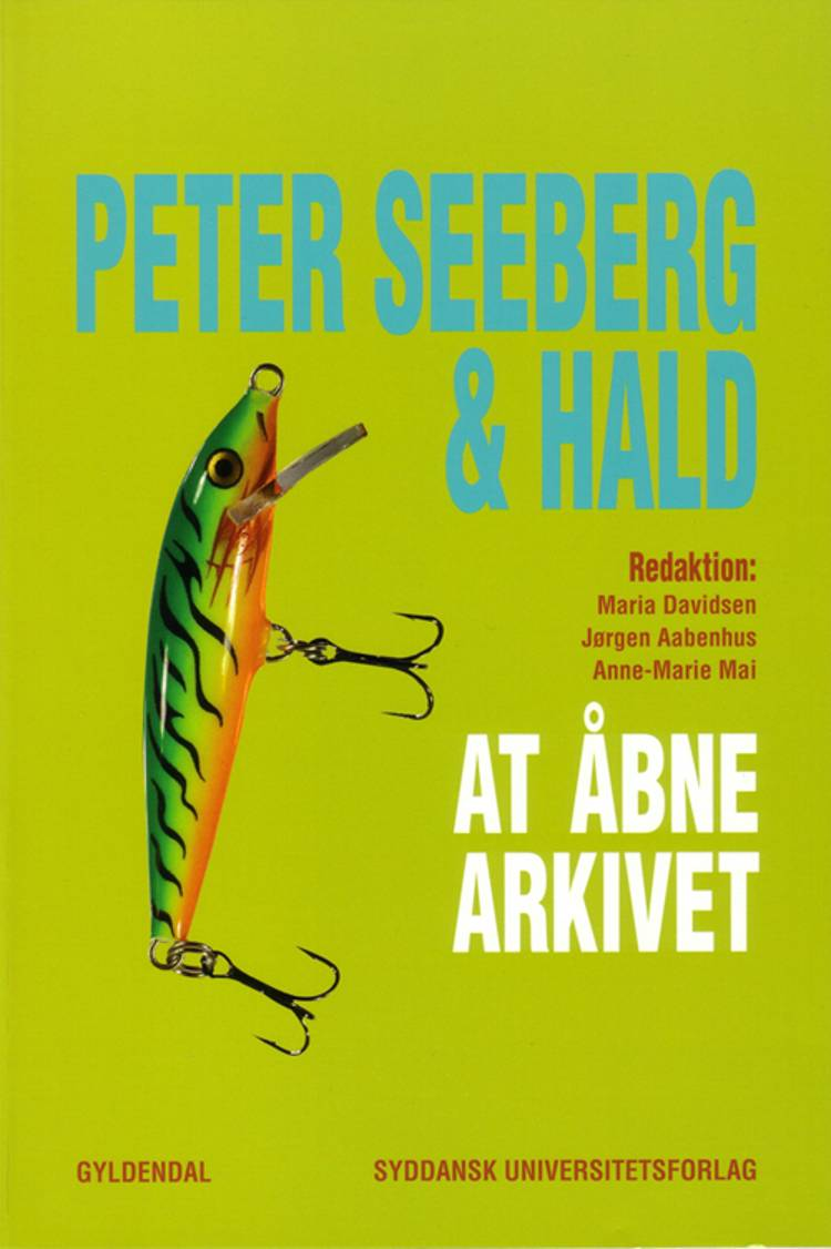 Peter Seeberg og Hald af Anne-Marie Mai, Maria Davidsen og Jørgen Aabenhuus