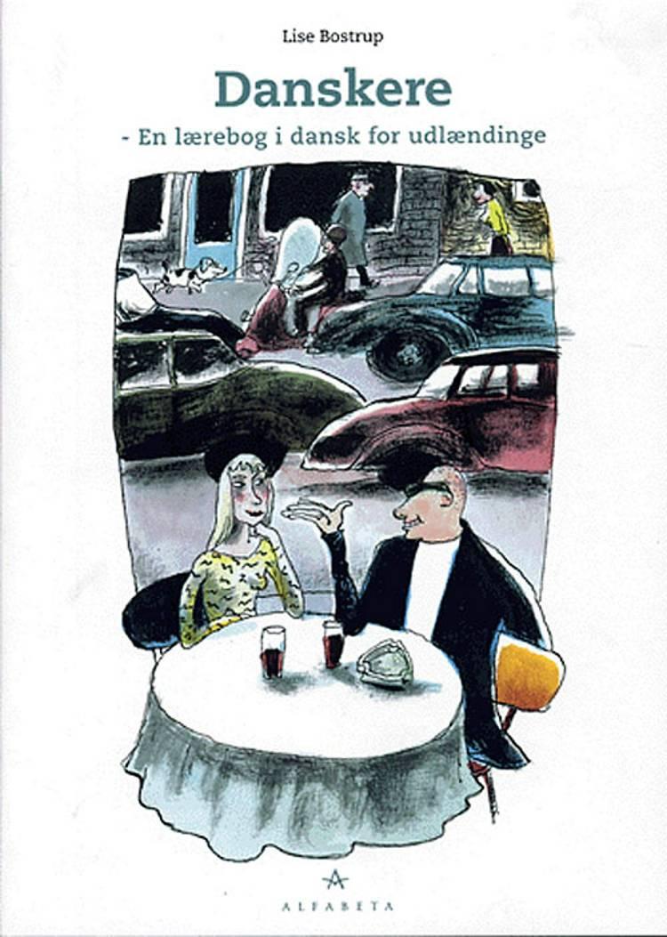 Danskere af Lise Bostrup