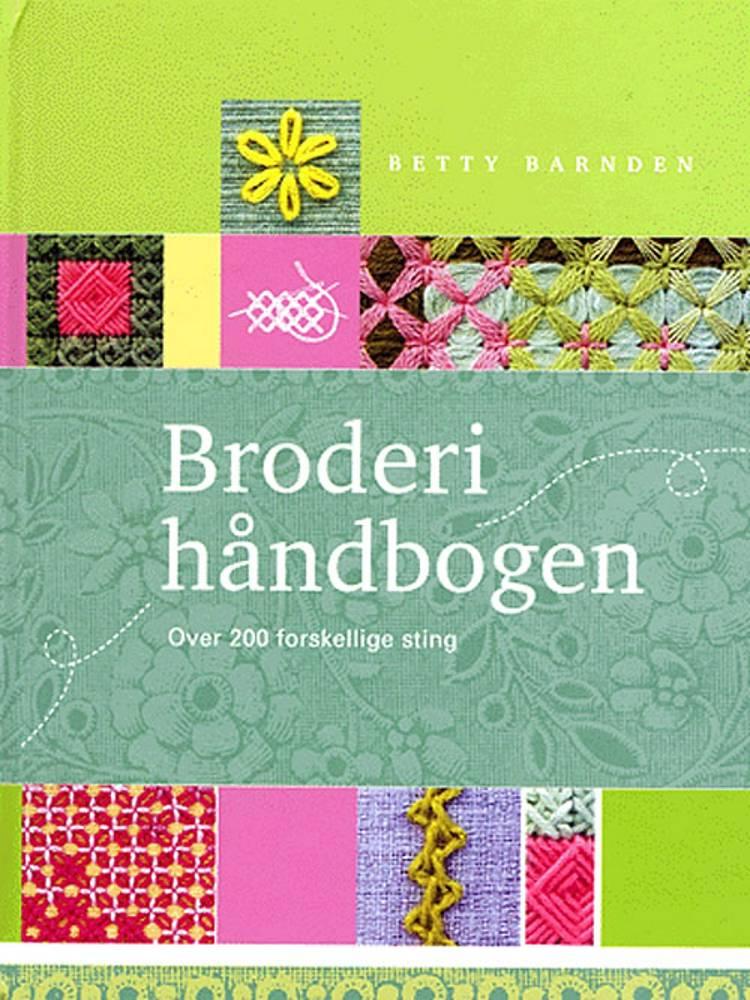 Broderihåndbogen af Betty Barnden