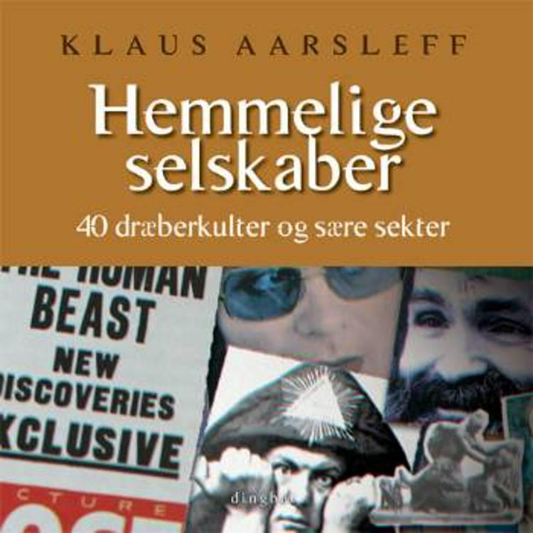 Hemmelige selskaber af Klaus Aarsleff