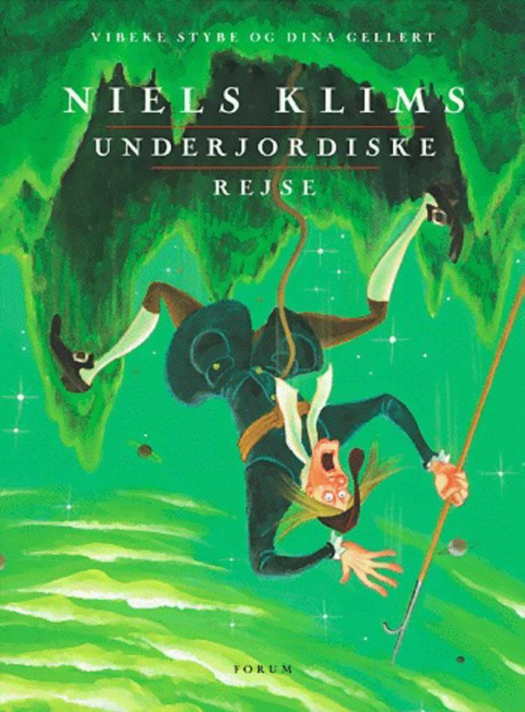 Niels Klims underjordiske rejse af Vibeke Stybe