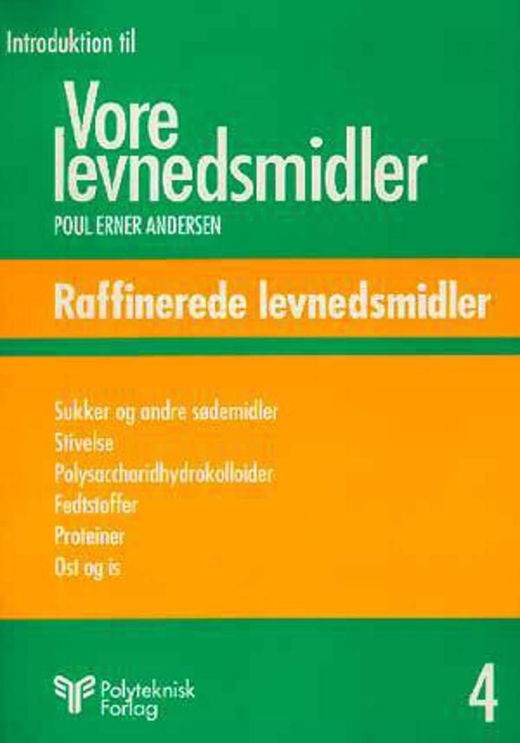 Introduktion til vore levnedsmidler af Poul Erner Andersen