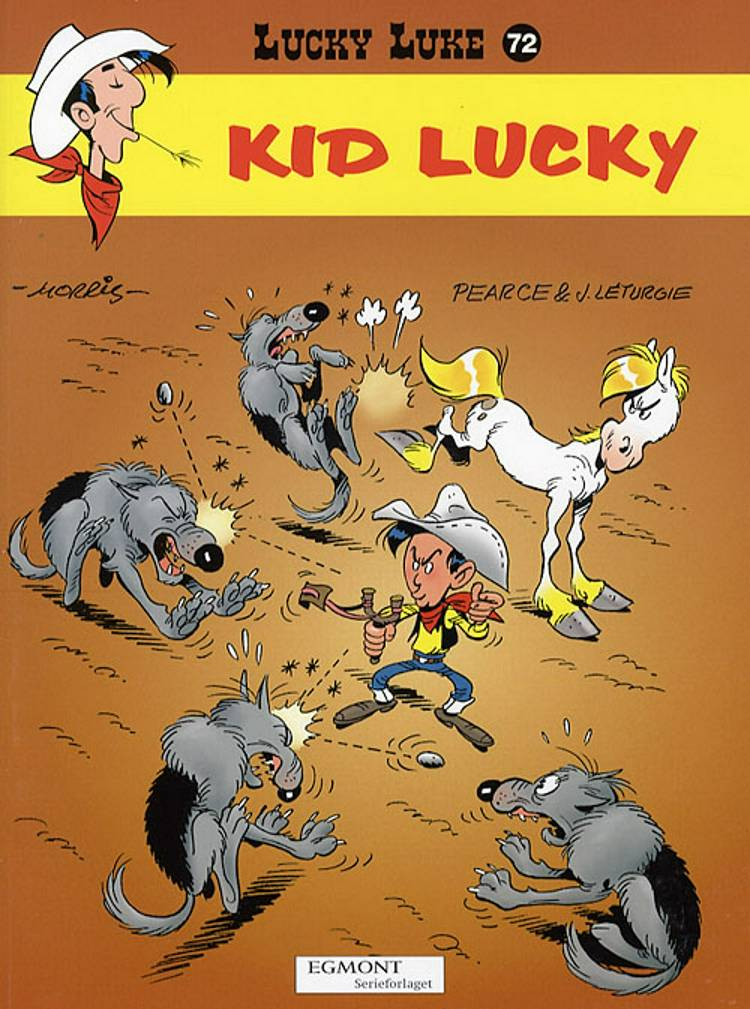 Kid Lucky af Morris