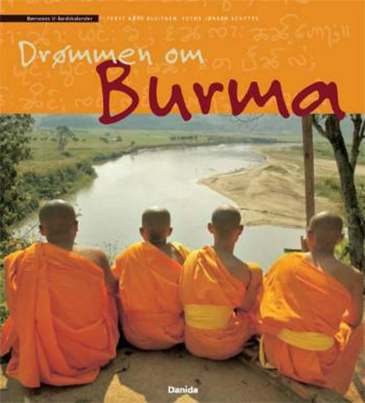 Drømmen om Burma af Kåre Bluitgen og Mikala Klubien