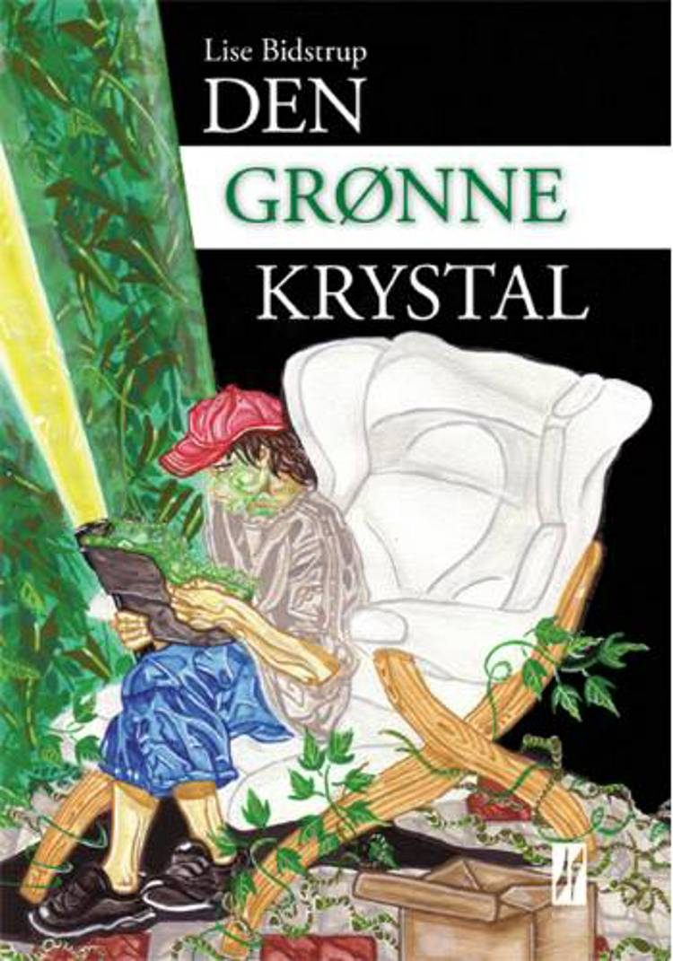 Den grønne krystal af Lise Bidstrup