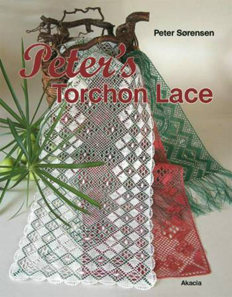 Peter´s torchon lace af Peter Sørensen