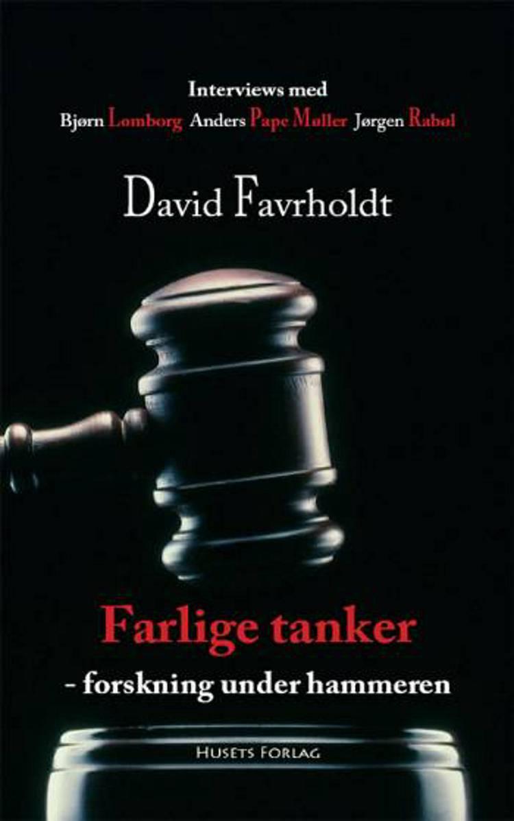 Farlige tanker af David Favrholdt