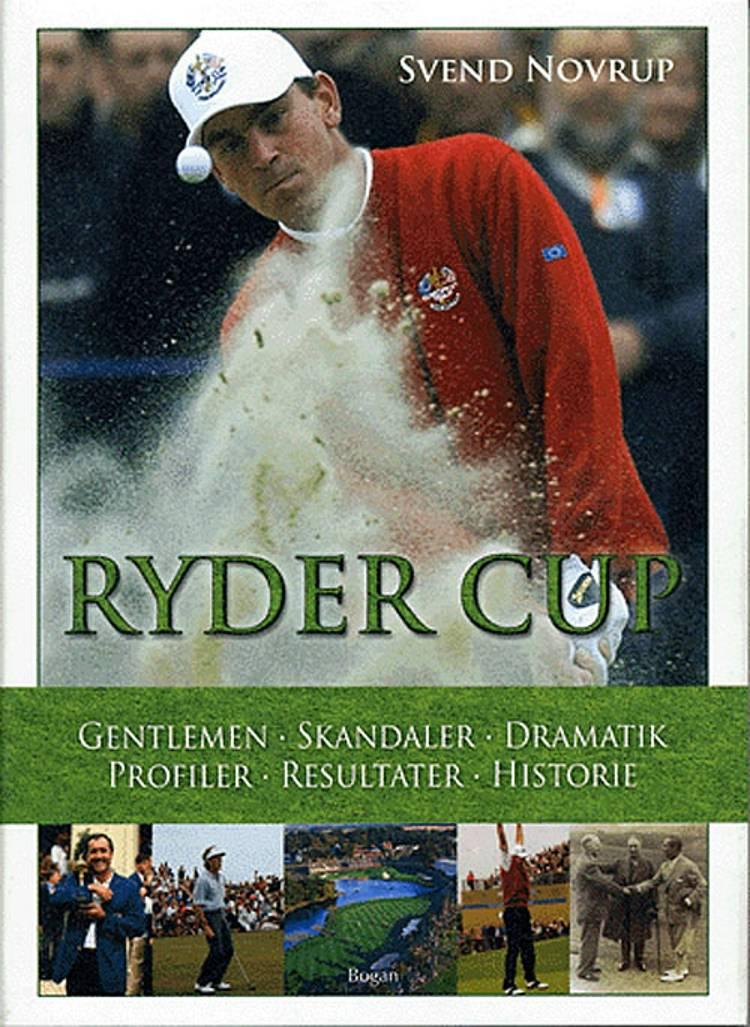 Ryder Cup af Svend Novrup