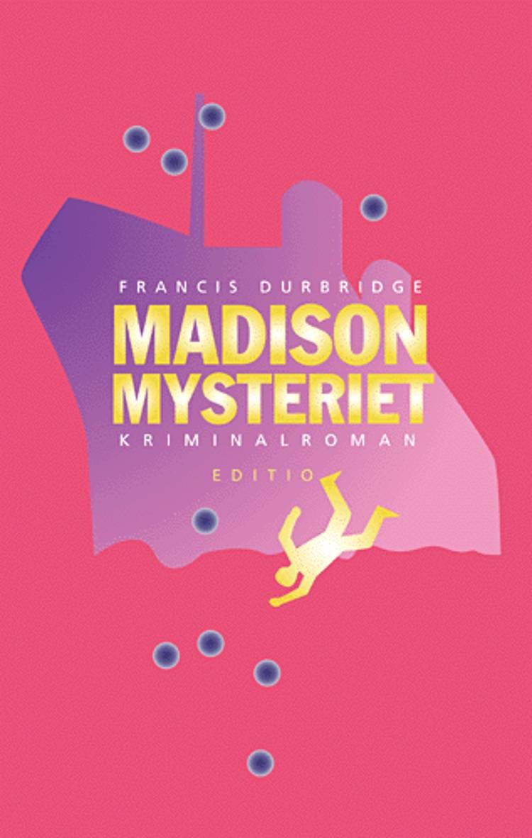 Madison mysteriet af Francis Durbridge