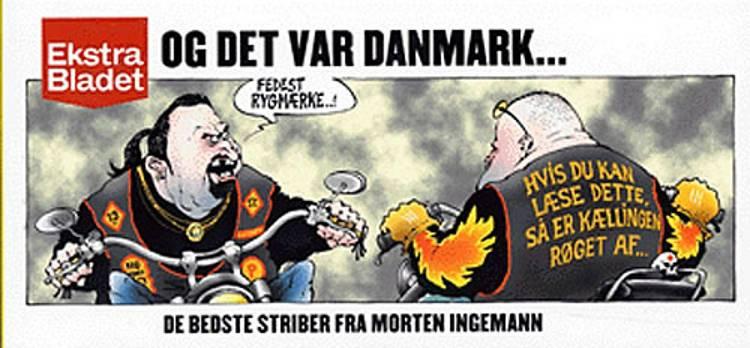 Og det var Danmark 1 af Morten Ingemann