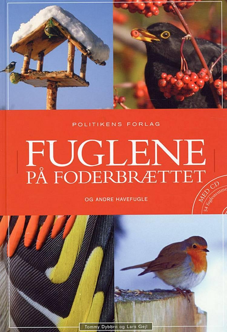 Fuglene på foderbrættet og andre havefugle af Tommy Dybbro og Lars Gejl