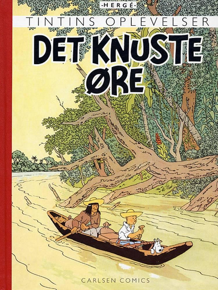 Det knuste øre af Hergé