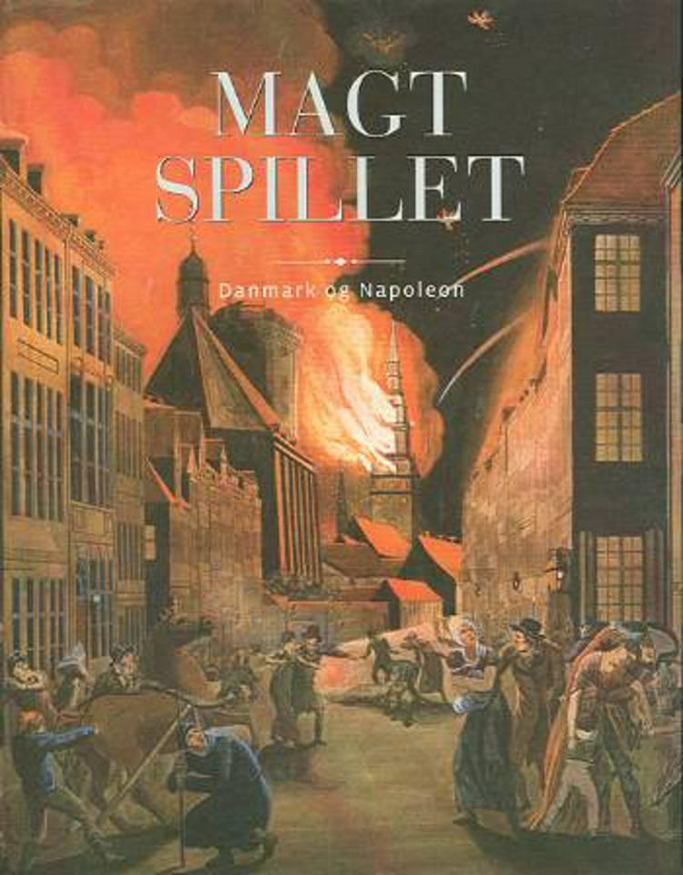 Magtspillet af Ole Feldbæk, Jakob Seerup og Thomas Olesen m.fl.