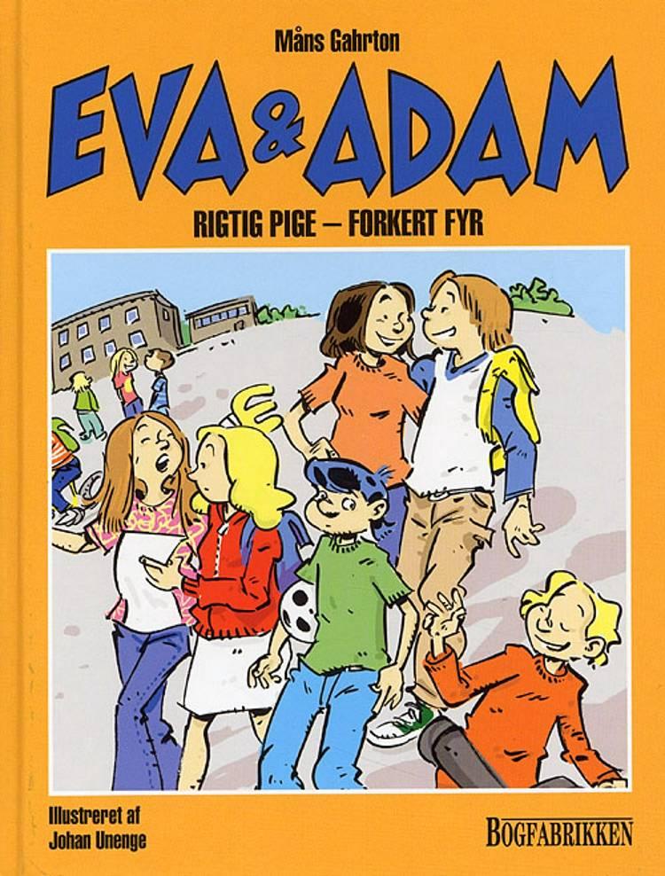 Eva & Adam af Måns Gahrton