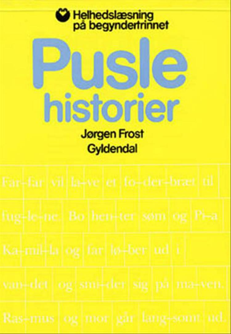 Puslehistorier af Jørgen Frost