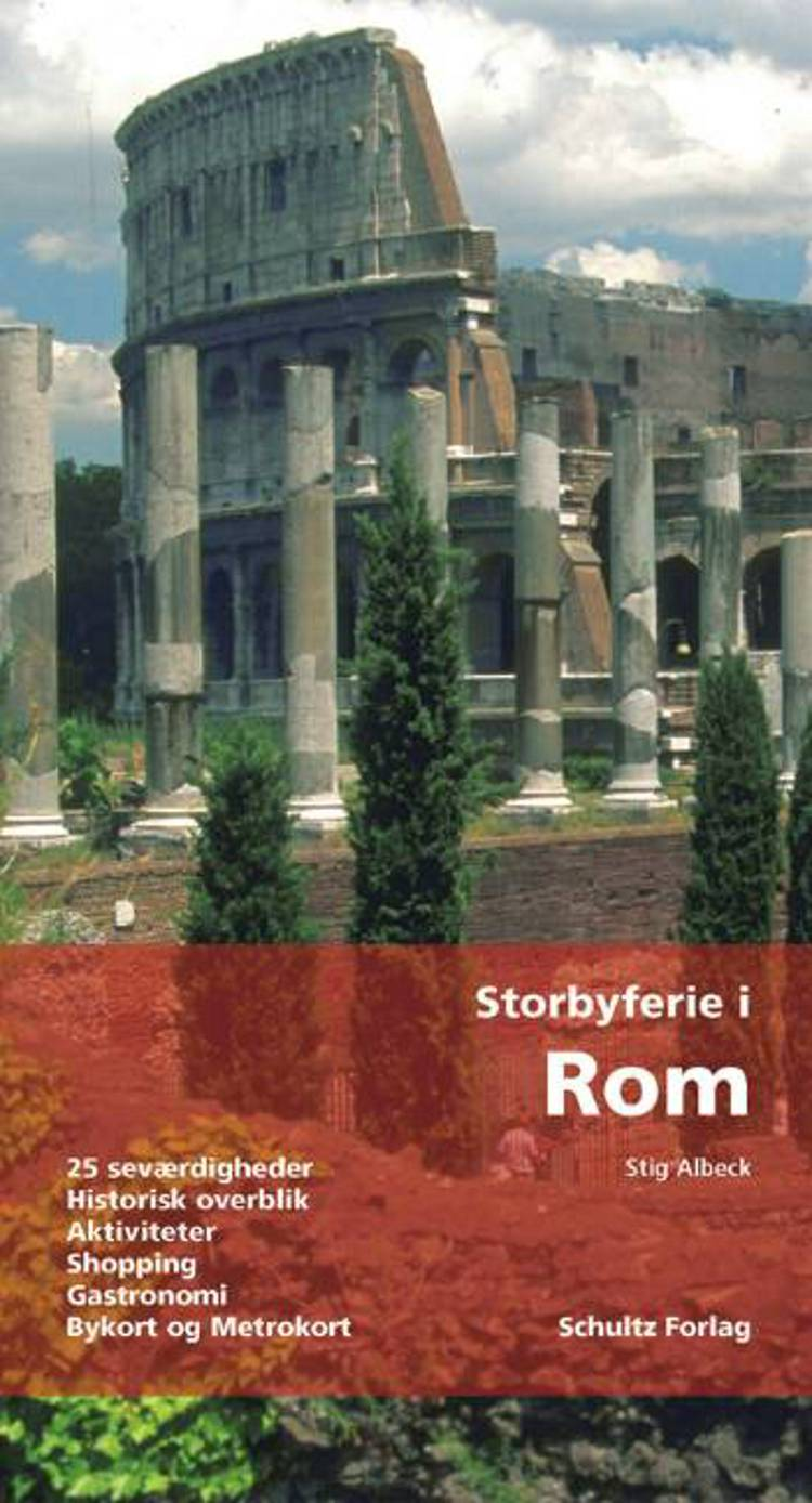 Storbyferie i Rom af Stig Albeck