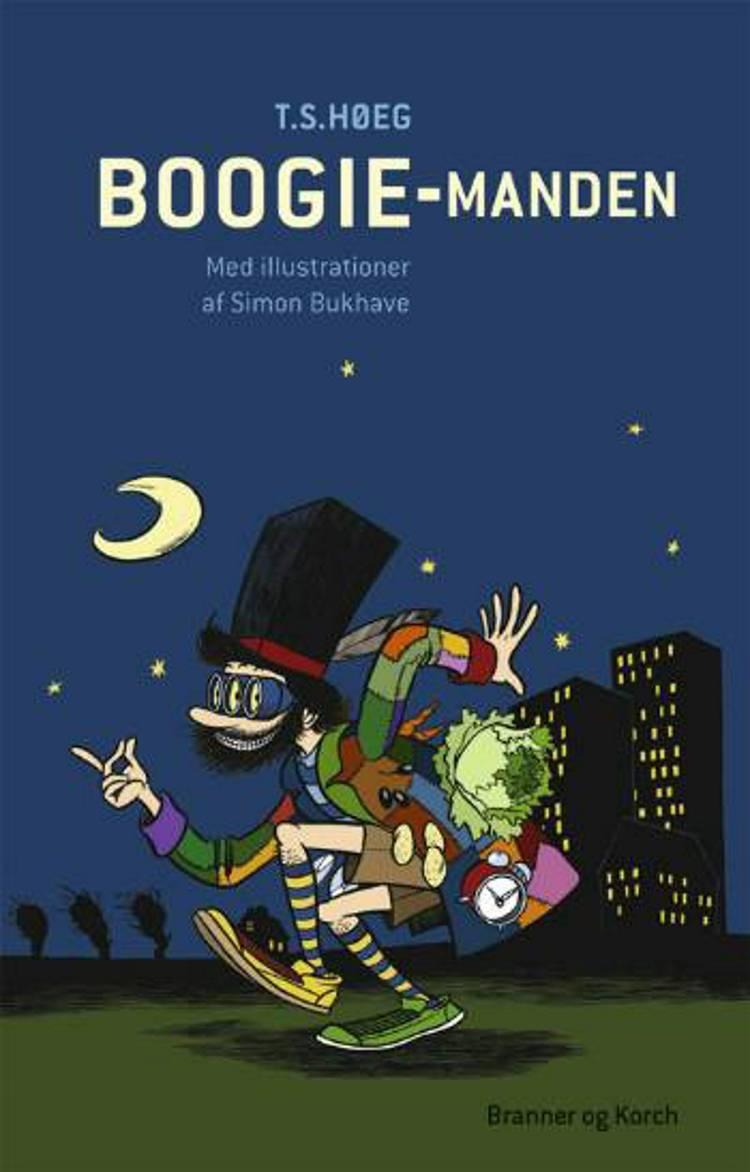 Boogiemanden af T.S. Høeg