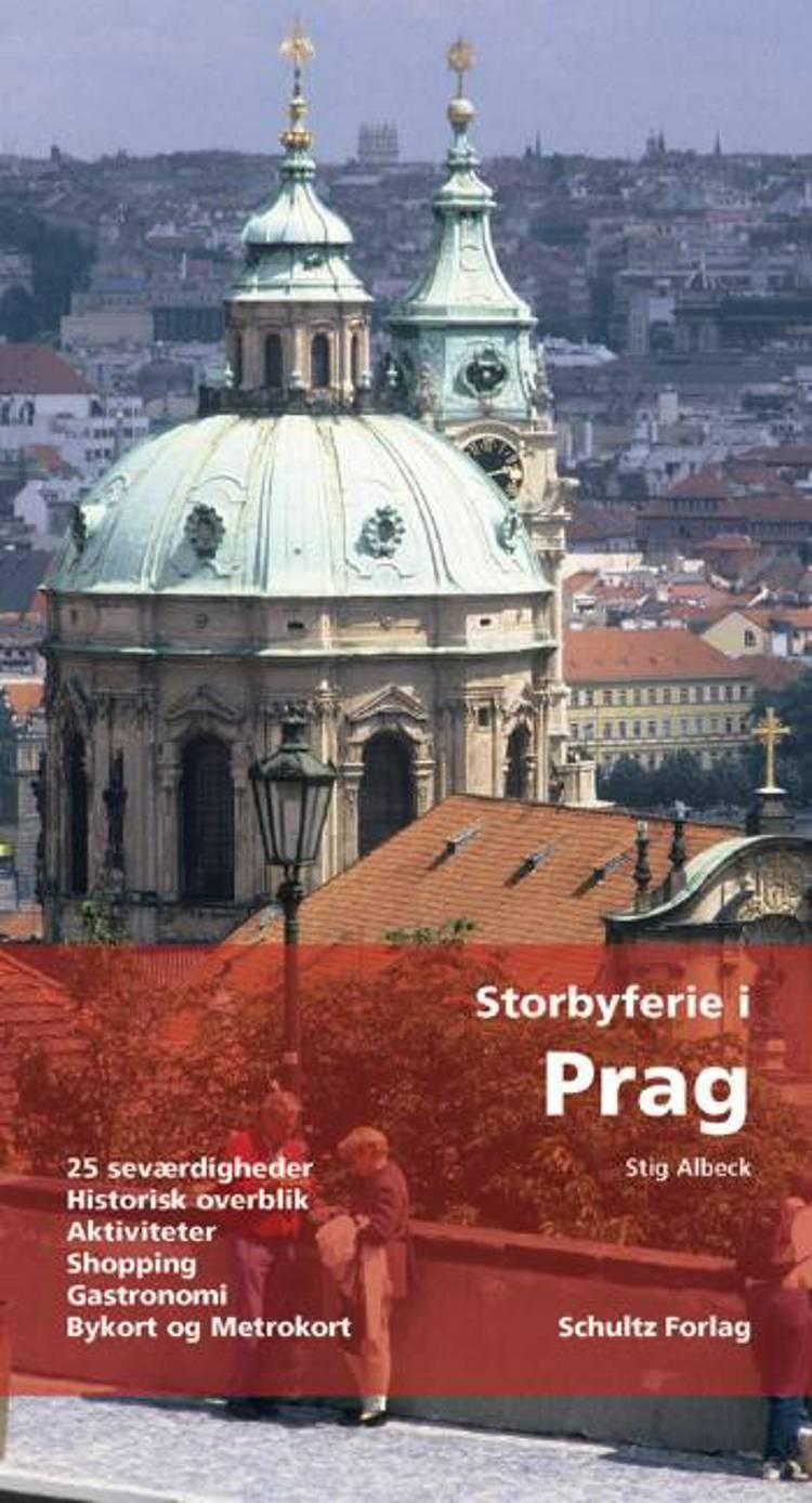 Storbyferie i Prag af Stig Albeck
