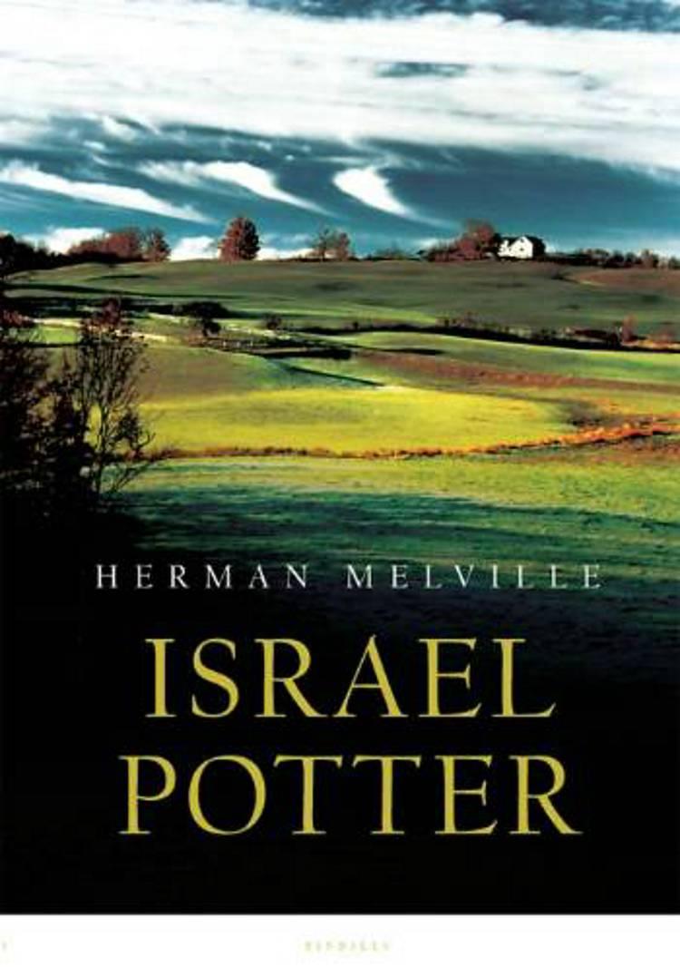 Israel Potter af Herman Melville