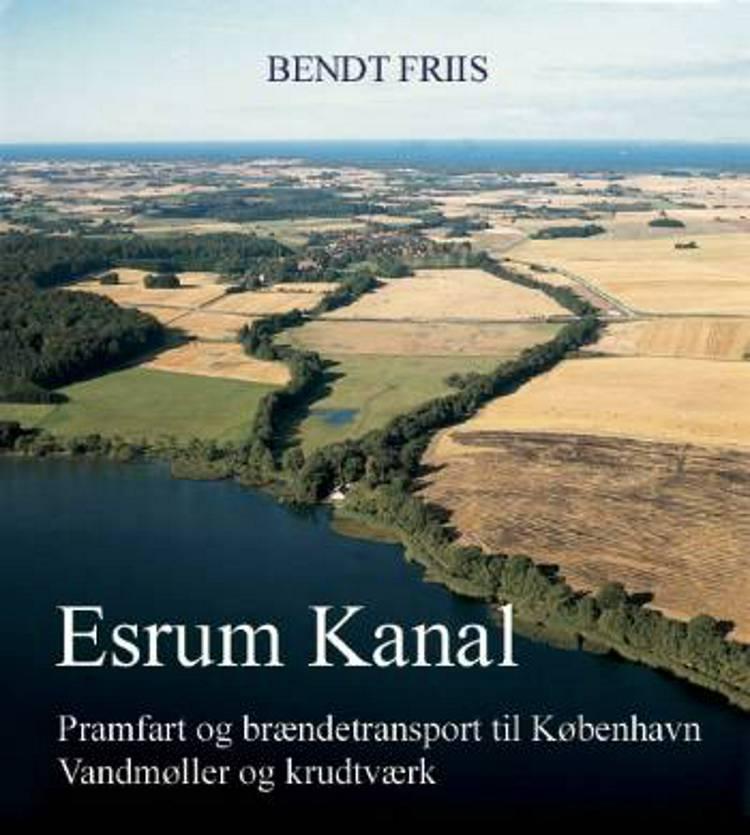 Esrum kanal af Bendt Friis