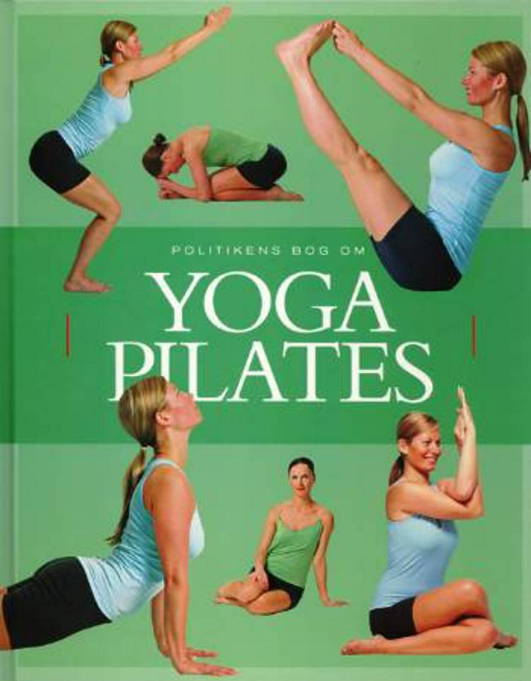 Politikens bog om yogapilates af Jacqueline Lysycia