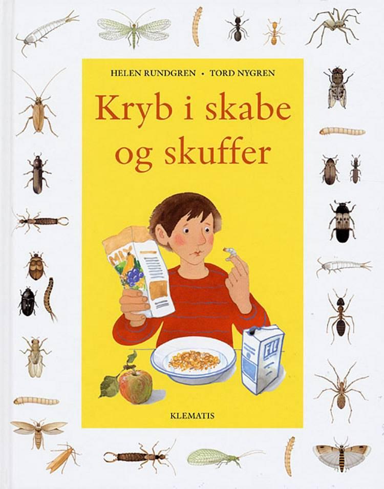 Kryb i skabe og skuffer af Helen Rundgren