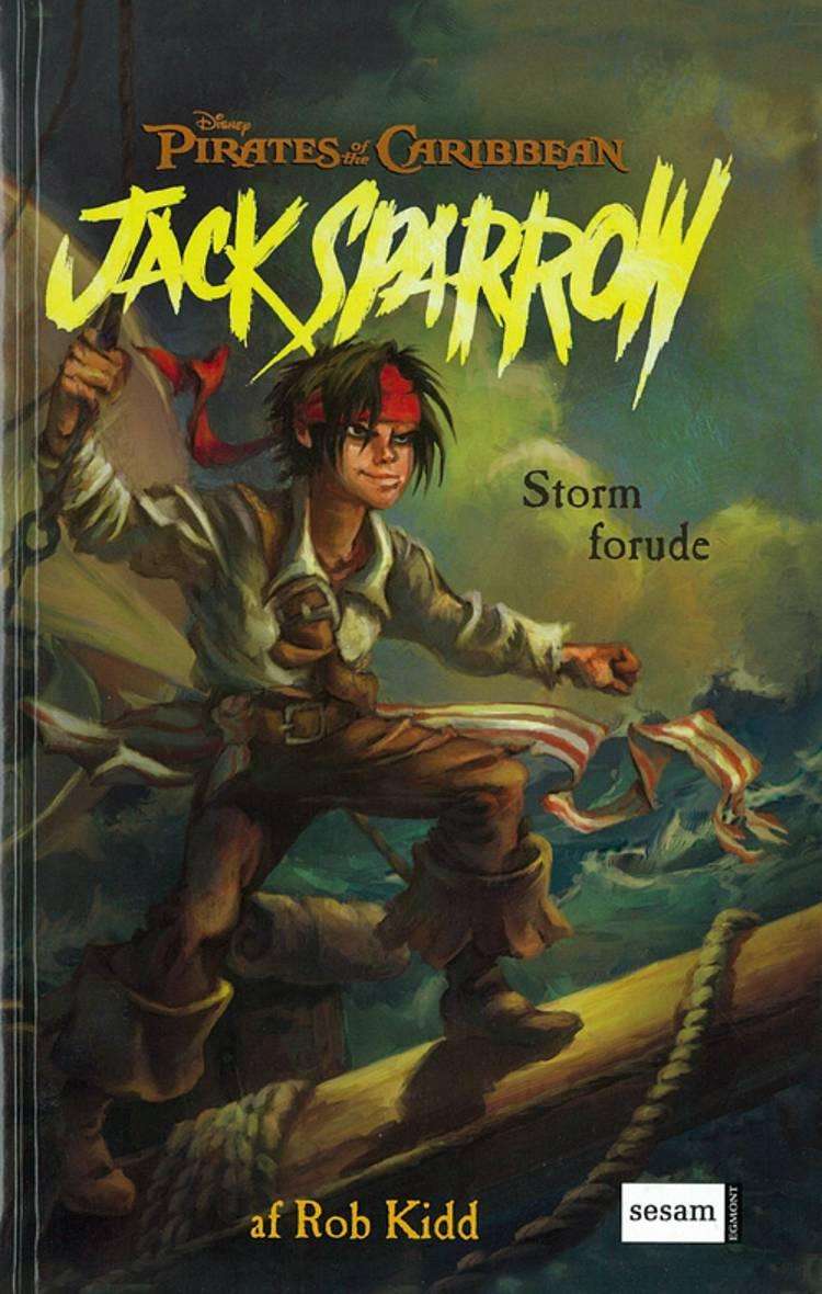 Jack Sparrow af Rob Kidd