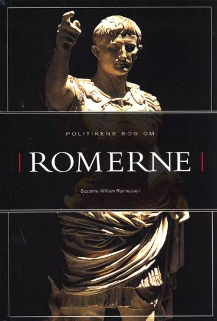 Politikens bog om romerne af Susanne William Rasmussen
