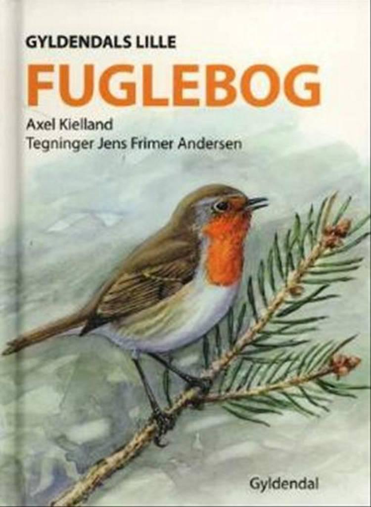 Gyldendals lille fuglebog af Axel Kielland